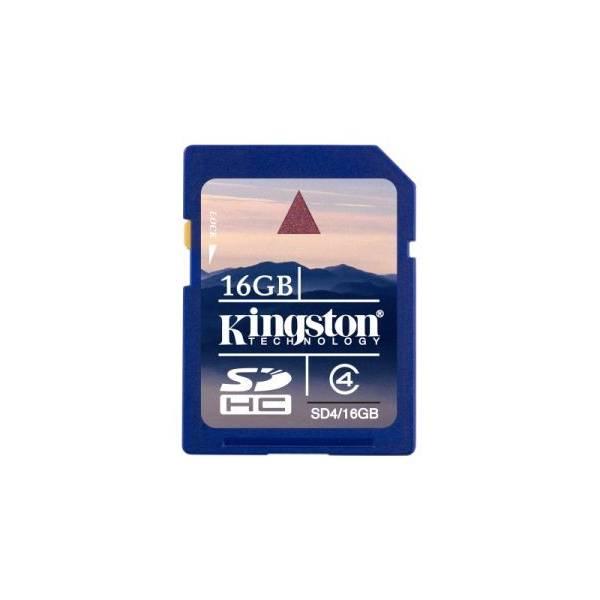 SD karta 16GB