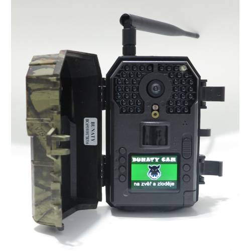 fotopast BUNATY WIDE FULL HD GSM + 16GB karta + 8x baterie