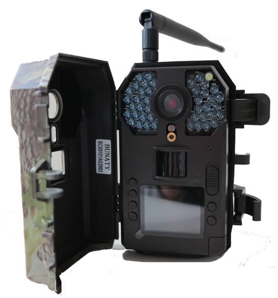 Fotopast Bunaty s GSM